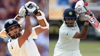 रोहित शर्मा और चेतेश्वर पुजारा: किस बल्लेबाज़ को भारतीय XI में जगह मिलनी चाहिए?
