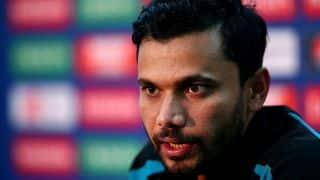 CT 2017: BAN's Mortaza Pre-Match press conference, Semi-Final 2