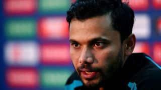 ICC Champions Trophy 2017: Bangladesh's Mashrafe Mortaza Pre-Match press conference, Semi-Final 2