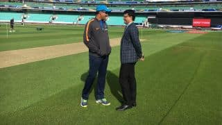 Anil Kumble's decision to step down completely personal, says Sourav Ganguly
