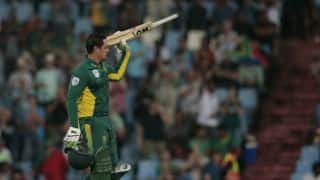 SA vs AUS 1st ODI: de Kock's assaults storms hosts 6-wickets victory