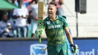 दक्षिण अफ्रीकी कप्तान डु प्लेसिस 2020 वर्ल्ड कप के बाद लेंगे टी20 से संन्यास !