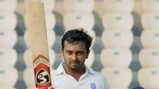 Kedar Jadhav pounding on door of selectors