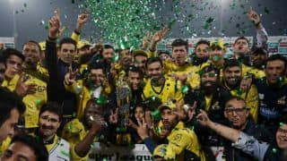 Chinese cricketers drafted for PSL 2017-18