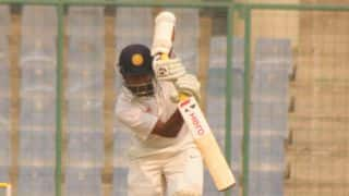 Ranji Trophy 2017-18, Round 6: Robin Uthappa's 86 saves Saurashtra; Gujarat dominate Rajasthan on Day 2