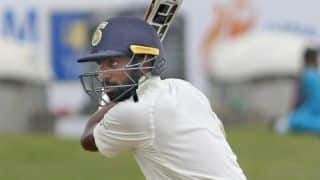 Mukund: Have the opportunity to do something in 1st Test vs SL