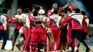 Chepauk Super Gillies lift their maiden title thrashing TUTI Patriots by 6 wickets