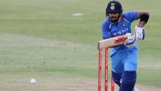 Virat Kohli slams first ODI hundred on South African soil; takes tally to 33