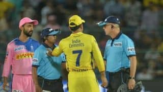 Everyone is human, what stands out is Dhoni's competitiveness: Sourav Ganguly