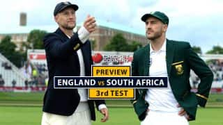 ENG vs SA, 3rd Test preview & likely XIs: Both sides square up to take unassailable lead