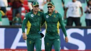फाफ डु प्लेसिस ने कहा- डिविलियर्स का दक्षिण अफ्रीका टीम में लौटना लगभग तय