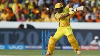 IPL 2018: MS Dhoni says, Ambati Rayudu more suited to opening