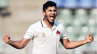 Shardul Thakur watches 'Fire in Babylon'