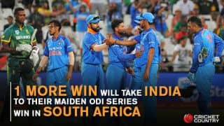 IND vs SA, 4th ODI, stats preview