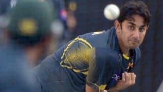 Saeed Ajmal looking forward to make strong international comeback