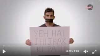 Watch Gautam Gambhir's moving 'Jhijhak ki Patti' campaign for Indian soldiers