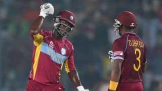 ICC World T20 2014: Darren Sammy credits Dwayne Bravo for cameo against Pakistan