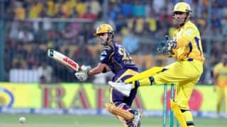 IPL 2017: Gambhir states he enjoyed playing under Dhoni