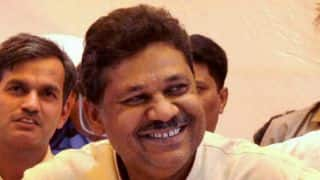 Kirti Azad wants N Srinivasan to resign as BCCI chief
