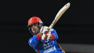 Afghanistan edge past Zimbabwe to win T20I series 2-0
