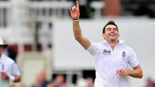 James Anderson recalls his favourite memories ahead of 100th Test against WI