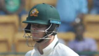 India vs Australia 2017, 2nd Test, Day 4: Steven Smith's controversial DRS - Twitter Reaction