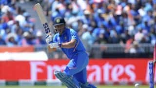 Cricket World Cup 2019 - MS Dhoni should bat at number four, says Dean Jones