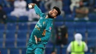 Pakistan's Shadab Khan contracts hepatitis ahead of World Cup