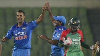 Suresh Raina startled by Stuart Binny's brilliance with the ball