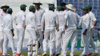 भूकंप के बाद भौंचक्के रह गए थे पाकिस्तान टीम के खिलाड़ी, होटल से सुरक्षित निकले
