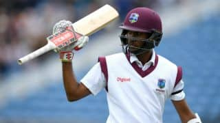 Kraigg Brathwaite: WI stronger following tough ZIM tour