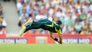 Christian takes superb catch against NZ