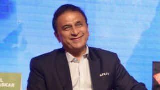 Vinoo Mankad gave India selection news to me: Sunil Gavaskar