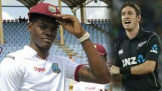 Windies pacer Alzarri Joseph replaces injured Adam Milne in Mumbai squad