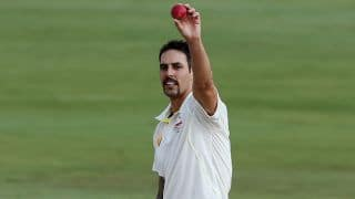 Mitchell Johnson records third best match figures by Australian bowler in South Africa
