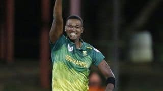 Amla out, Ngidi back for first three Sri Lanka ODIs