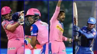 IPL 2019: 17-year-old Riyan Parag, Steve Smith and Shreya Gopal stun Mumbai