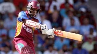 Shivnarine Chanderpaul's amazing finish against Sri Lanka: 10 off last 2 balls