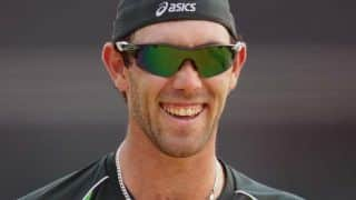 Glenn Maxwell says he almost played for England