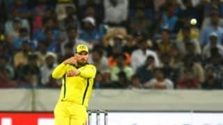 We were 20-30 runs short: Aaron Finch