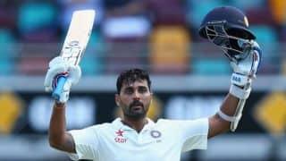 India vs Australia 2014-15, 2nd Test at Brisbane Day 1: Rahane, Rohit take India to 311/4