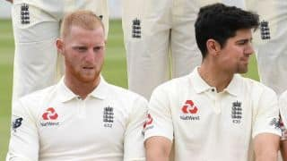 When an injured Ben Stokes almost got Alastair Cook out in Headingley Test
