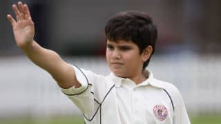 Sachin Tendulkar's son Arjun trains with England ahead of 2nd Ashes Test at Lord's
