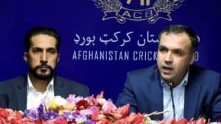 Azizullah Fazli appointed Afghanistan Cricket Board Chairman