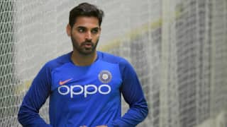 Unwell Bhuvneshwar Kumar was unavailable for selection for South Africa T20Is: Report
