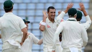 SL vs AUS 2016, 1st Test, Day 2: Video highlights 2nd session