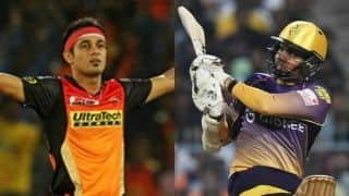 IPL 2018  : Now KKR will face deadly bowling attack of SRH to reach final