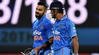 MS Dhoni will be very useful for Virat kohli in World Cup, says andy bichel