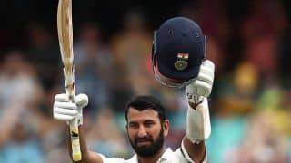India vs Australia, 4th Test: Twitter hails Chesteshwar Pujara for his gritty century