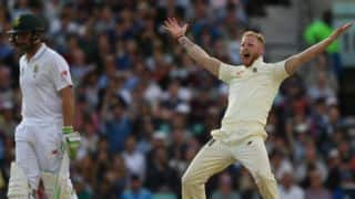 3rd Men's Test, Day 4: England 6 wickets away from victory; South Africa need mammoth 375 runs